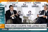 2016 candidates court Latino voters