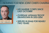Obama to nominate new Joint Chiefs chairman
