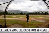 Why are MLB teams leaving Venezuela?