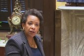 AG Loretta Lynch stops in Baltimore