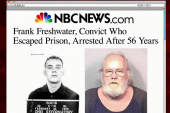 Man who escaped prison arrested after 56...