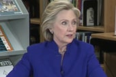 Clinton 'sends clear signal' on immigration