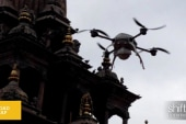 The role of drones in Nepal relief efforts