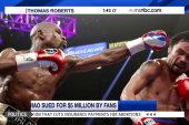 Manny Pacquiao sued for $5 million by fans