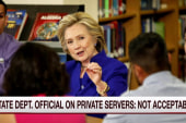 Ignatius: Clinton hearing bad way to start...