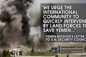 Yemen ground troops seek help in rebel fight