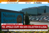 Court: NSA data collection ruled 'illegal'