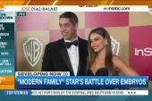 Actress' embryo battle turns public