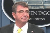 Defense Secy: US is training Syrian fighters