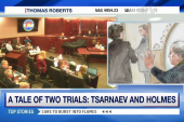 A tale of two trials: Tsarnaev and Holmes
