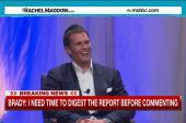 Tom Brady ducks 'deflategate' question