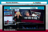 Maddow gives props to props