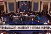 Will Congress review Iran nuclear deal?