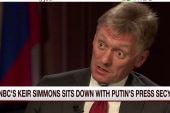 Putin Aide: Relations with US frozen