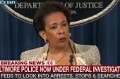 Attorney General announces Baltimore...