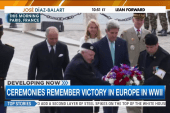 Global ceremonies commemorate end of WWII