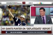 Tom Brady brushes off Deflate-gate report