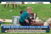 Oklahoma resident after storm: 'We'll be OK'