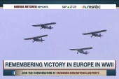 Flyovers commemorate VE Day anniversary