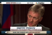 Putin aide: US-Russia relations 'freezing'