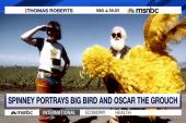 Carol Spinney: Playing Big Bird was a 'gift'