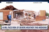 More extreme weather expected