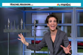 Maddow considers the fence for defense