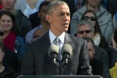 Obama seeks trade deal support from Democrats