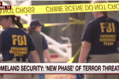 A 'new phase' of terror for the US?