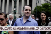 Documentary focuses on 'Cannibal Cop'