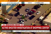 Active shooter reported at shopping center