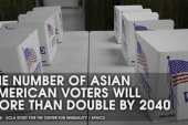 Asian American voters to double by 2040