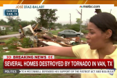 Devastating tornado hits small Texas city