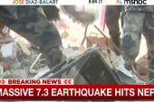 Death toll rises after second Nepal quake