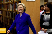 Could Hillary's immigration stance 'trip...