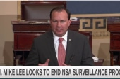 End the NSA surveillance program?