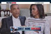 Pres. Obama unveils library location