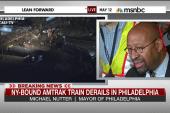At least 5 dead in Amtrak derailment