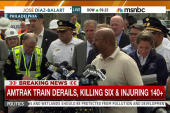 Black box recovered in Amtrak train crash