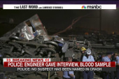 Report: Engineer gave interview, blood sample