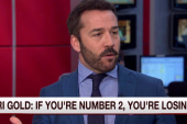 Hollywood agent storms off Morning Joe set