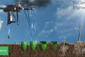 Using drones to improve reforestation