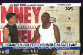 Romney v. Holyfield: Rumble in Salt Lake
