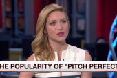 'Pitch Perfect' star: People relate to...