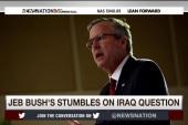 Jeb Bush's terrible, no good, very bad week