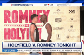 Romney weighs in for Charity Vision match
