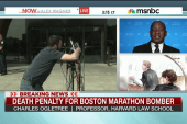 Ogletree: Death penalty 'very disappointing.'