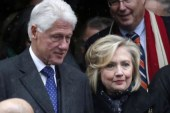 Clintons made $25M for speeches since 2014