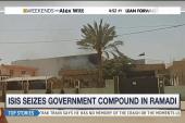 ISIS raises flag in Ramadi, Iraq