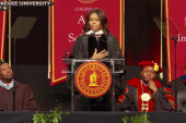 Michelle Obama speaks candidly about race